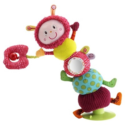 Lilliputiens Balancing Juliette The Caterpillar Sensory Toy