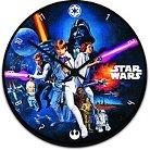 Decorative Clock Star Wars Star Wars