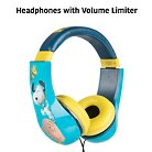 Peanuts Multicolored Peanuts Movies Kid's Headphones