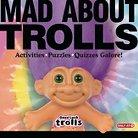 Trolls Multicolored TrollsMadAboutTrollsActivityBook