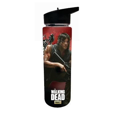 The Walking Dead Multicolored Walking Dead Water Bottle