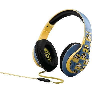 Despicable Me Multicolored Despicable Me Headphones