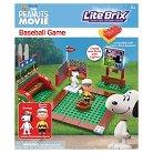 The Peanuts Movie Lite Brix 57023 Baseball game