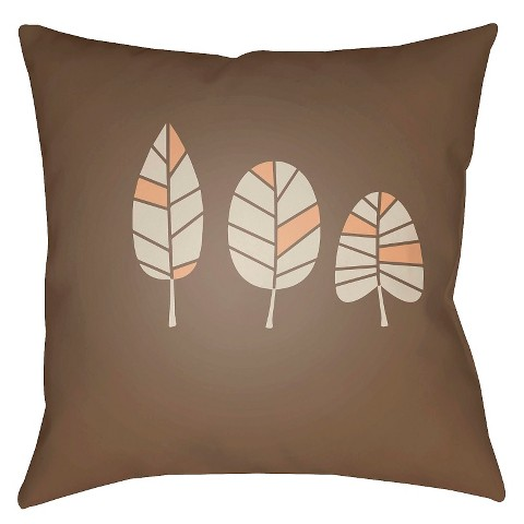 Decorative Pillowcases Target : Fall Foliage Decorative Pillow : Target