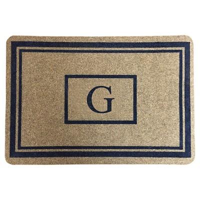 "Threshold™ Monogram Doormat - G (1'11""X2'11"")"