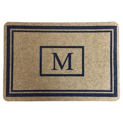 "Threshold™ Monogram Doormat - M (1'11""X2'11"")"