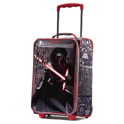 "American Tourister Star Wars Kylo Ren 18"" Carry On Luggage"