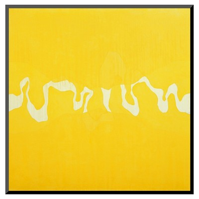 Art.com Citrus Yellow Decorative Wall Pannel