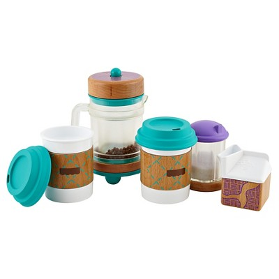 Fisher-Price Wooden Toys - Early Bird Barista Set