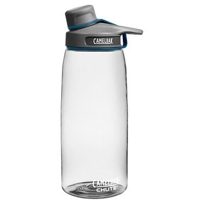 CamelBak Chute Water Bottle 1L Clear