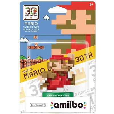Nintendo Classic Mario 30th Anniversary amiibo Figure