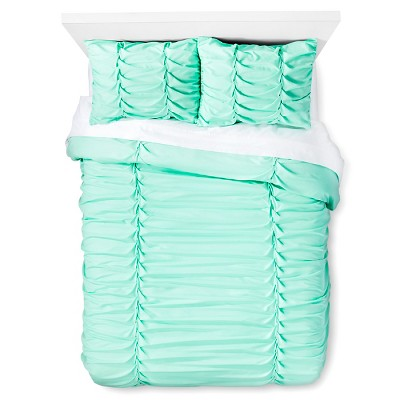 Braided Textured Comforter Set - Twin/TXL - Knackish Green - Xhilaration™
