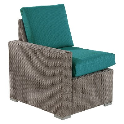 Heatherstone Right Arm Sectional-Turquoise  - Threshold™