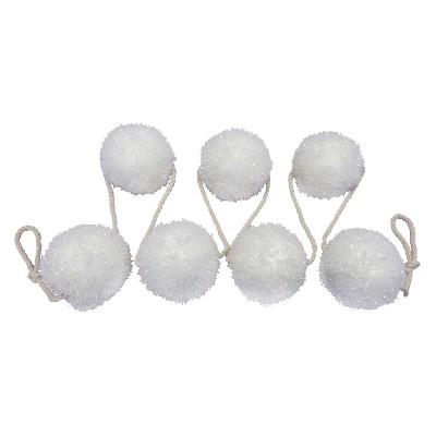Snowball Garland White -Threshold™