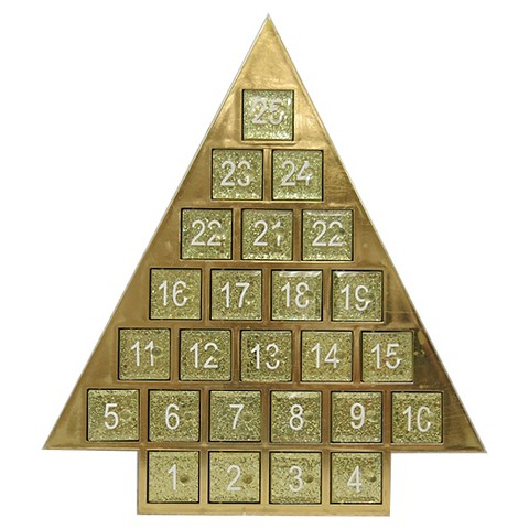 Gold Mirror Advent Calendar -Threshold™ product details page