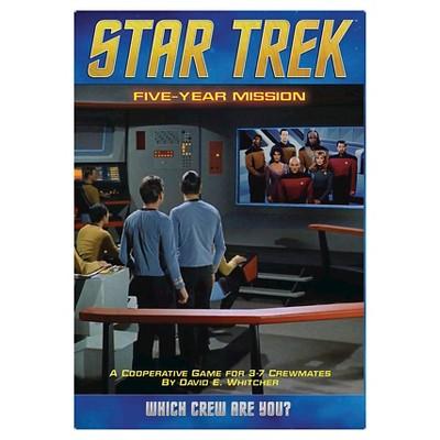 Star Trek Five-Year Mission Cooperative Game