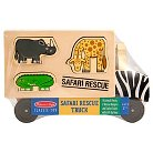 Melissa & Doug® Safari Rescue Truck