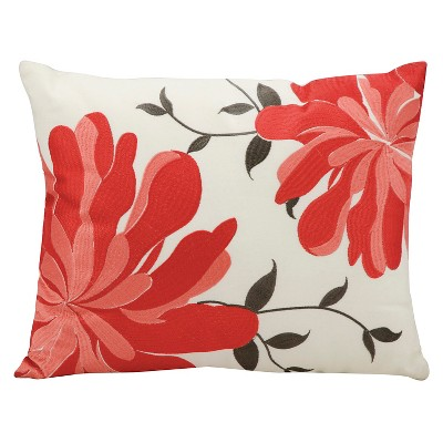 Decorative Pillow Nourison Coral Ivory