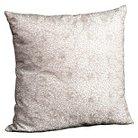 "Beaded Decorative Pillow - Ivory - 20"" x 20"""