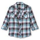 Boys' Button Down Flannel Shirt M - Cherokee®