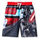 Star Wars Boys' Swim Trunk Multicolored