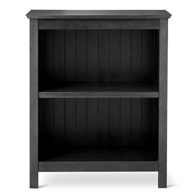 Bookcase Black 2 Number Of Shelves