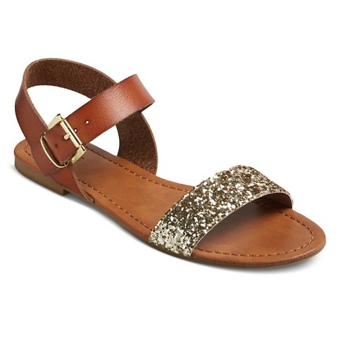 Popular Bonus Points If You Sport The Complimentary Sequined Pouch As A Mini Clutch For Essentials The Sandal Womens Lakita Embellished Sandals $1599 At Targetcom The Polish Deborah Lippmann Calypso Nail Lacquer Duet $19 At