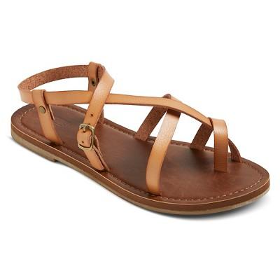 Women's Lavinia Slide Sandals - Natural 10