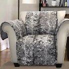 Forest Furniture Protector Gray/ Black Armchair