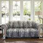 Forest Sofa Furniture Protector - Gray/ Black