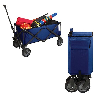 Adventure Wagon Folding Utility Wagon - Navy