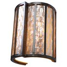 Affinity 1 Light Wall Sconce - New Bronze