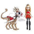Ever After High Dragon Games Apple Dragonrider Doll
