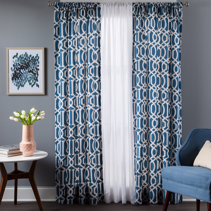 curtains  drapes  target, Living Room