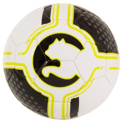 Puma ProCat Soccer Ball Pale Yellow