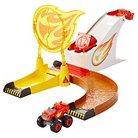 Fisher-Price Nickelodeon Blaze and the Monster Machines Flaming Stunts Blaze Playset