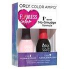 Orly Color Amp'd 2pc Set .74floz The Promenade Nail Color plus Sealcoat