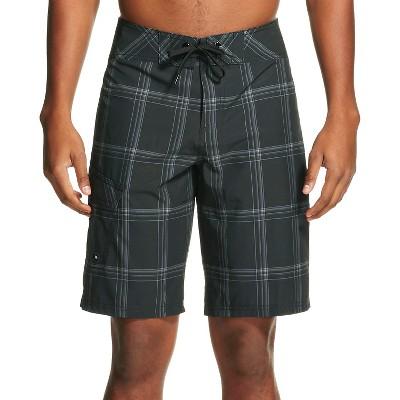 Men's Board Shorts Ebony 38 - Mossimo Supply Co.
