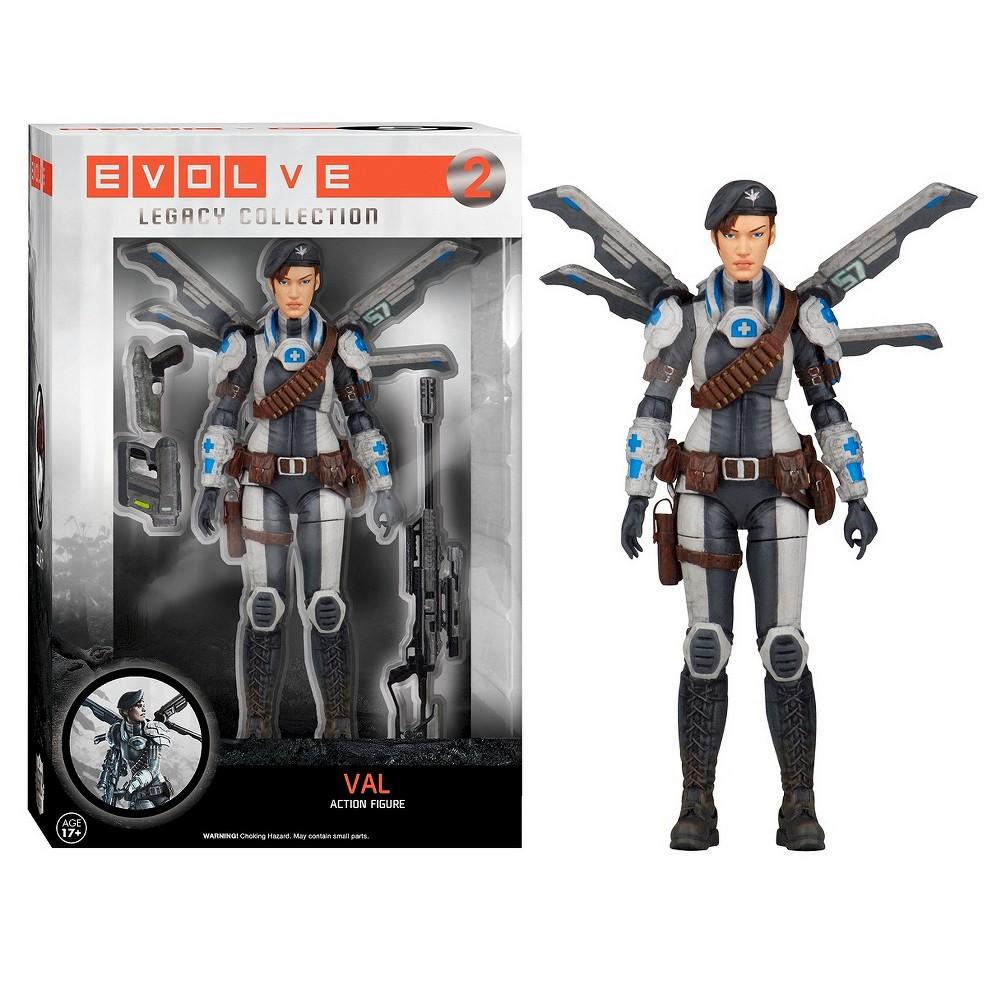 Legacy: Evolve - Val, Mini Figures