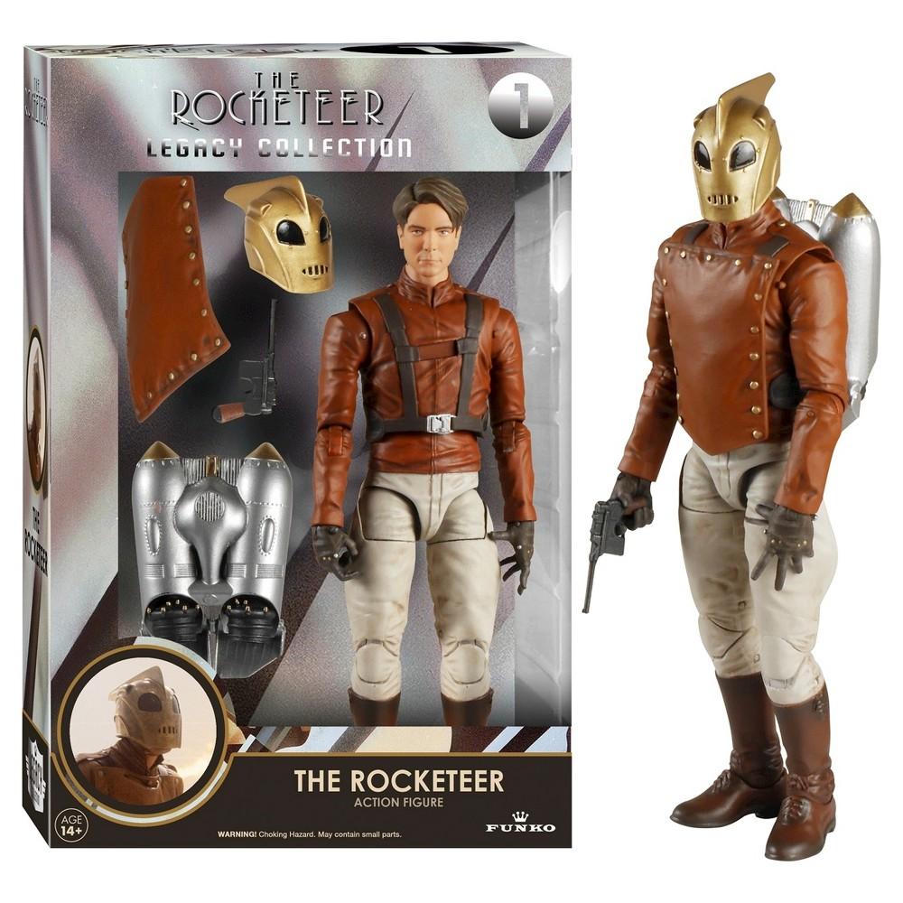 Legacy: Rocketeer, Mini Figures