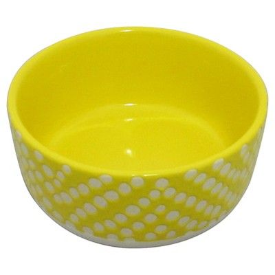 Bowls Threshold Yellow Solid