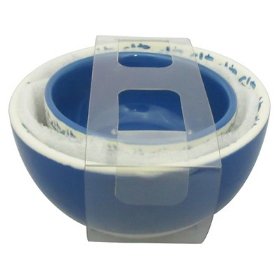 Bowls Threshold Blue Solid