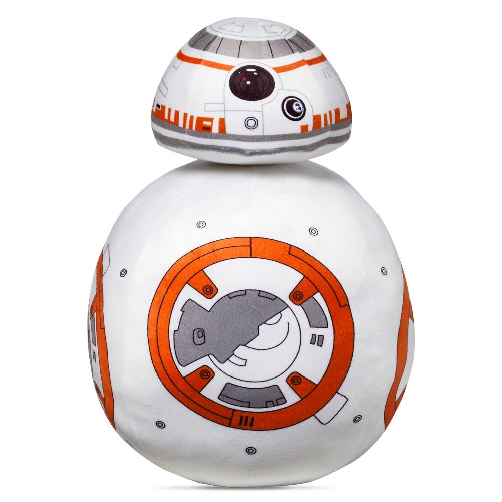 "Star Wars Episode 7 BB-8 Pillow Buddy - White (12""""x12"""")"
