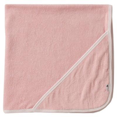 Burt's Bees Baby™ Newborn Hooded Bath Towl - Blossom