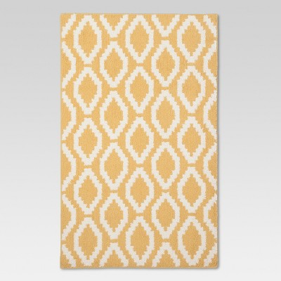 "Threshold™ Aurora Area Rug - Yellow (2'6""x4')"