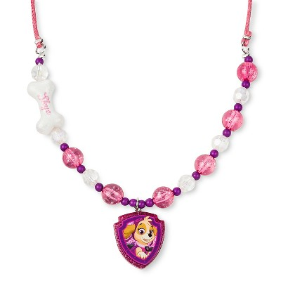 Toddler Girls' Frozen  Necklace and Bracelet Set - Multi-colored