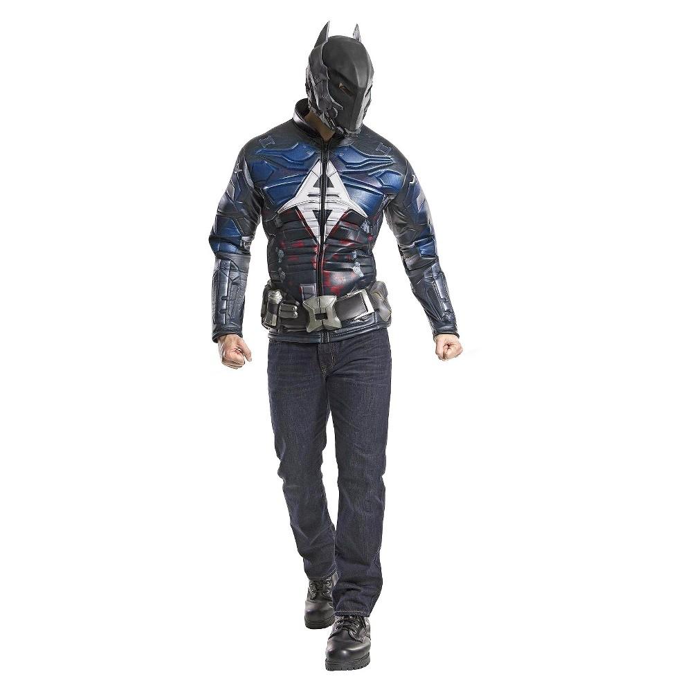 Batman Men's Costume - Black Small