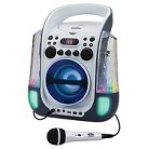 Karaoke Night 2-digit Led Ac Power Adapter Karaoke Machine - White