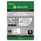 Xbox One Grand Theft Auto V Great White Shark Cash Card - $19.99 (email delivery)