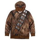 Boys' Star Wars Chewbaca Wookie Hoodie